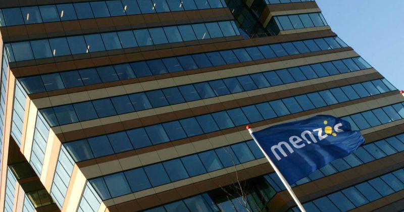 Menzis building