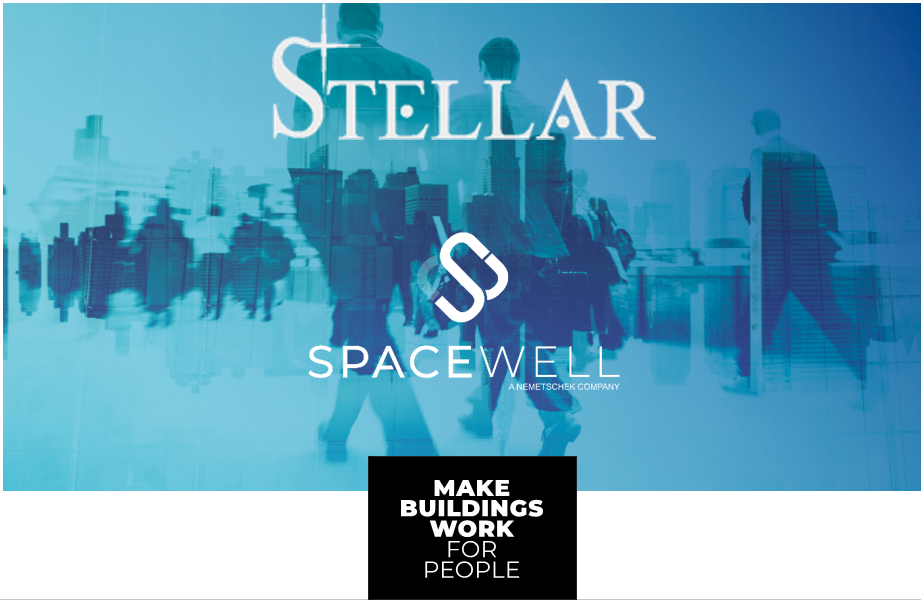 Stellar Services reseller of Spacewell IWMS and Smart Building solutions