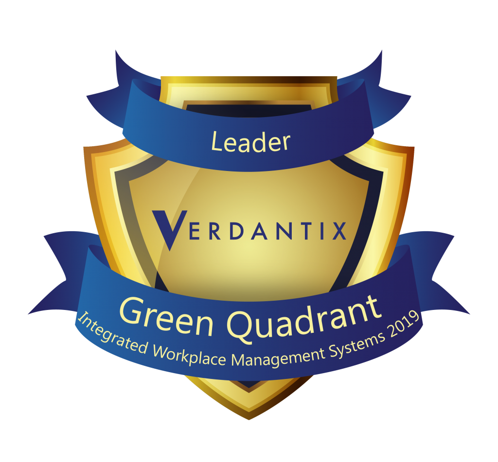 Spacewell leader in Verdantix IWMS benchmark