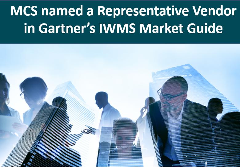 Gartner's IWMS market guide 2018