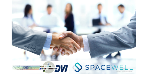 U.S. market partner DVI Commmunications