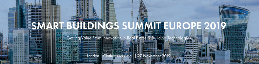 Verdantix Smart Buildinng Summit Europe