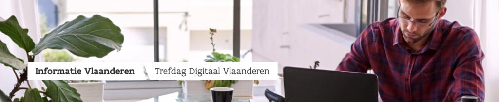 Trefdag Digitaal Vlaanderen 2019