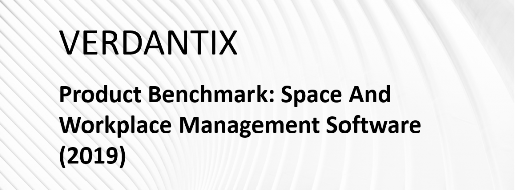 product benchmark space and workplace software