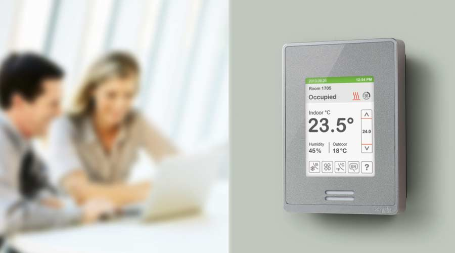 Ensure thermal comfort & workplace wellbeing