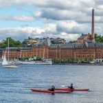 Münchenbryggeriet, Stockholm, location of Spacewell's #AOS20|STO