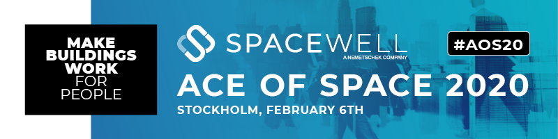 Ace of Space Stockholm 2020