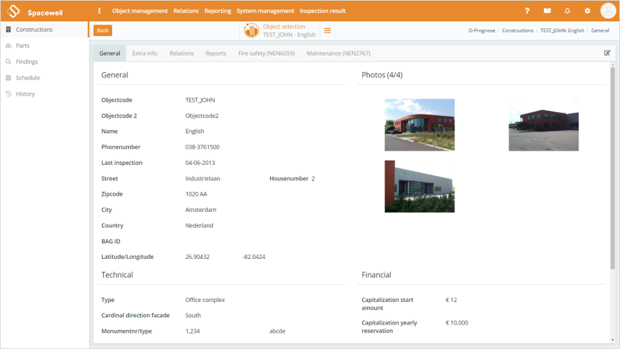 Software für vorbeugende Instandhaltung: Erstellen von Benutzerprofilen