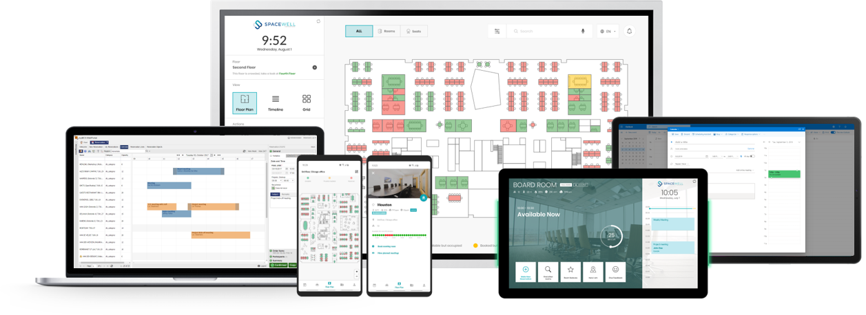 Facility Management Software und Apps