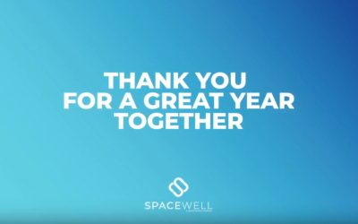 A rollercoaster year for the Spacewell community