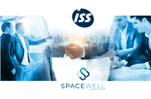 ISS and Spacewell continued partnership