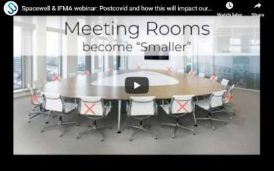 Spacewell & IFMA – Gestaltung des Arbeitsplatzes nach COVID-19