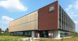 Van Roey head office exterior