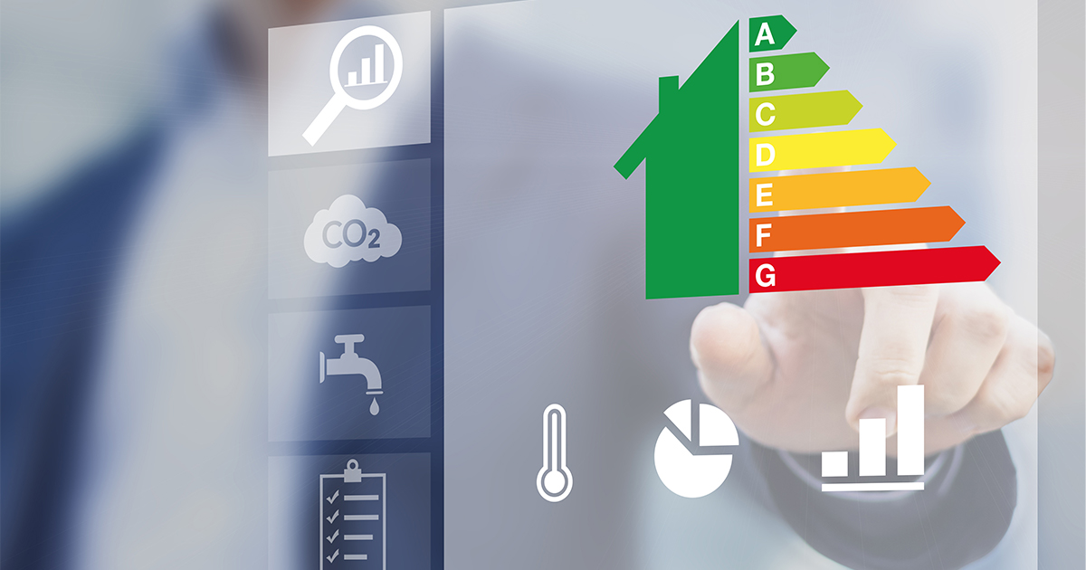 Licensed FILE #:  95320048  Preview Crop  Find Similar Energy efficiency rating graphic