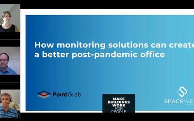 Hoe monitoringoplossingen na de pandemie voor een beter kantoor kunnen zorgen