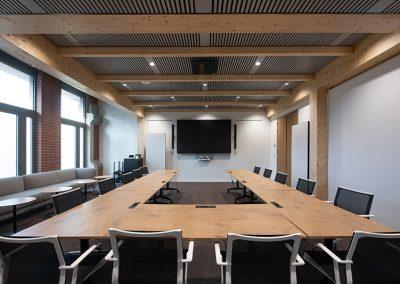 Accenture meeting room