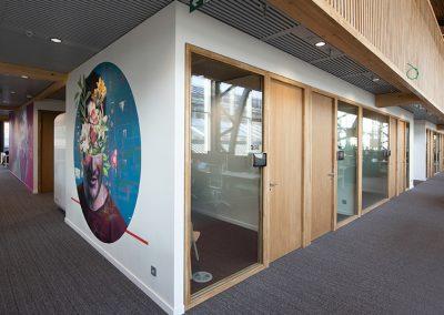 Accenture meeting rooms