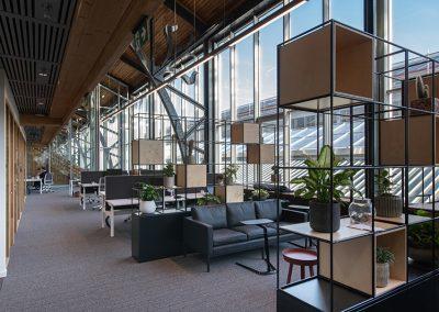 Accenture sofas