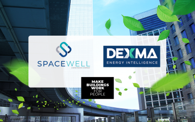 Spacewell förvärvar DEXMA och dess AI-drivna mjukvara för energiinformation