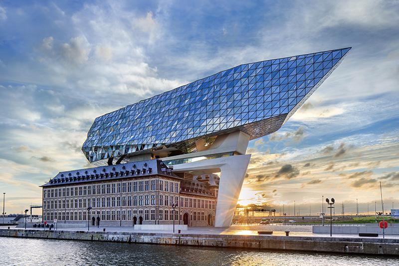 Port of Antwerp headquarters