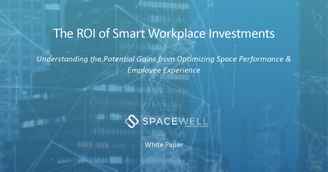 White Paper on the ROI of Smart Workplace Investments cover