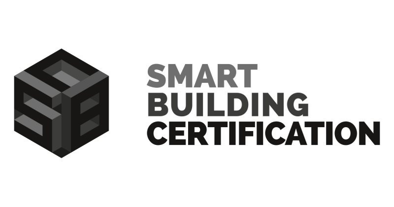 Smart Building Cartification logo